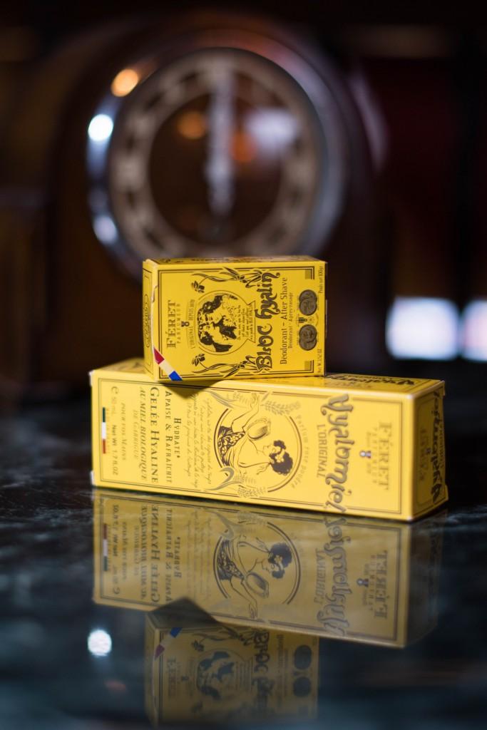 Feret Parfumeur boxes