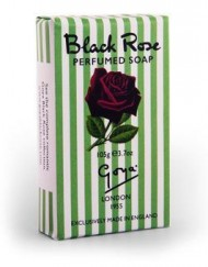 Goya Black Rose Perfumed Soap