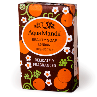 Aqua Manda Beauty Soap