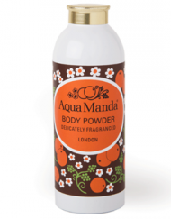 Aqua Manda Body Powder