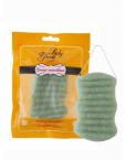Lady Green Konjac Body Sponge Aloe Vera