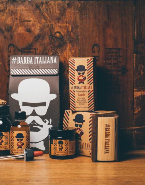 Barba Italiana Ultimate beard set